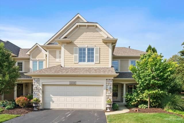 2428 Woodglen Drive, Aurora, IL 60502 (MLS #11246255) :: John Lyons Real Estate