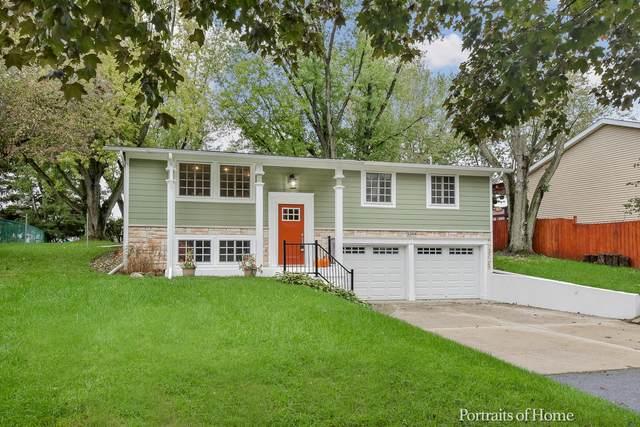 1244 Lakewood Drive, Lake Holiday, IL 60552 (MLS #11246279) :: John Lyons Real Estate