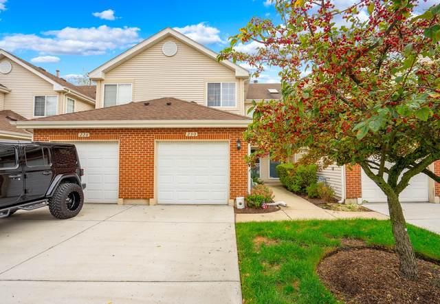 230 Camel Bend Court, Schaumburg, IL 60194 (MLS #11246380) :: John Lyons Real Estate