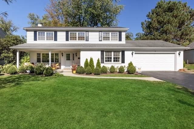 9 Camberley Court, Hinsdale, IL 60521 (MLS #11246393) :: The Wexler Group at Keller Williams Preferred Realty