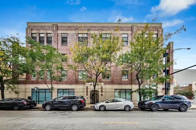 955 W Monroe Street 2A, Chicago, IL 60607 (MLS #11246407) :: Lux Home Chicago