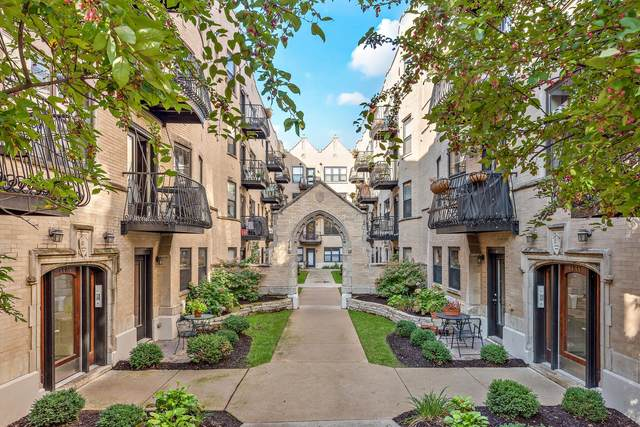 4444 N Damen Avenue 2W, Chicago, IL 60625 (MLS #11246442) :: Angela Walker Homes Real Estate Group