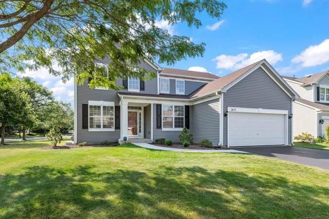 2671 Red Hawk Ridge Drive, Aurora, IL 60503 (MLS #11246453) :: RE/MAX IMPACT