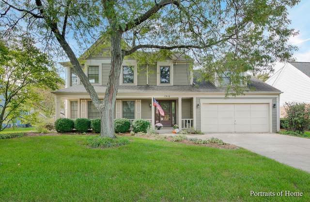 1916 Sherwood Place, Wheaton, IL 60189 (MLS #11246473) :: The Wexler Group at Keller Williams Preferred Realty