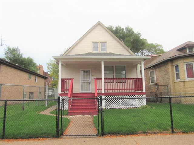 7517 S Emerald Avenue, Chicago, IL 60620 (MLS #11246475) :: Littlefield Group