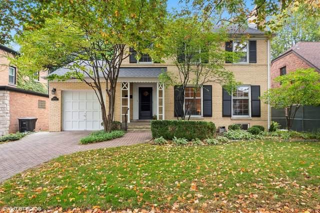 6633 N Loron Avenue, Chicago, IL 60646 (MLS #11246500) :: John Lyons Real Estate