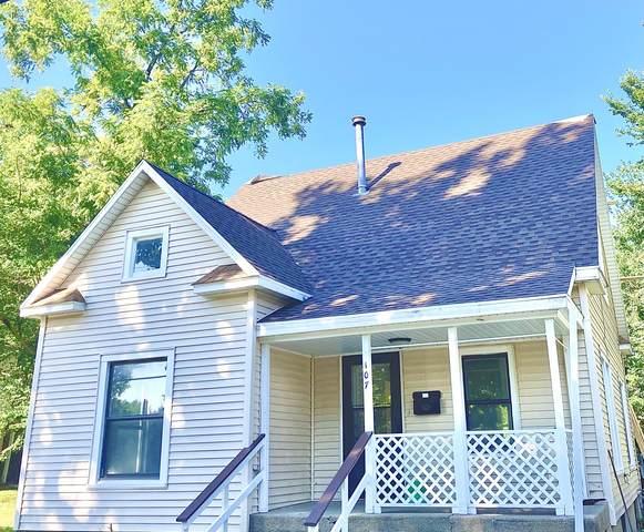 107 S Lynn Street, Urbana, IL 61802 (MLS #11246549) :: Littlefield Group