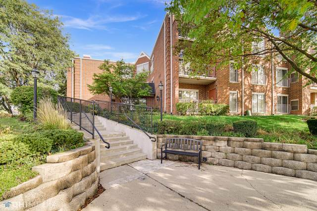 805 Leicester Road B220, Elk Grove Village, IL 60007 (MLS #11246572) :: John Lyons Real Estate