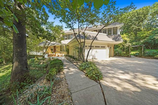 119 Oak Ridge Drive E, Burr Ridge, IL 60527 (MLS #11246589) :: Signature Homes • Compass