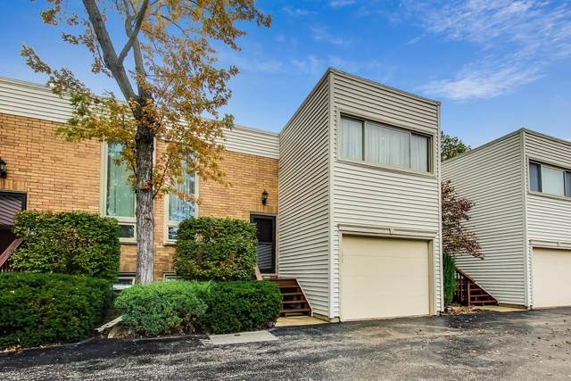 374 Cedar Tree Court #374, Hoffman Estates, IL 60194 (MLS #11246597) :: Janet Jurich