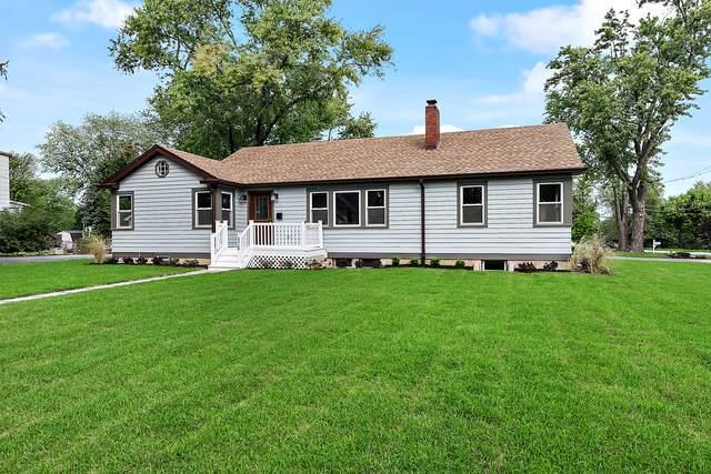 426 Chicago Avenue, Clarendon Hills, IL 60514 (MLS #11246599) :: John Lyons Real Estate