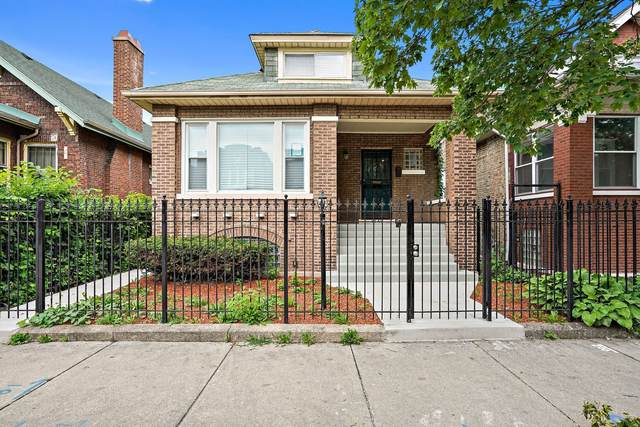 8140 S Ada Street, Chicago, IL 60620 (MLS #11246642) :: The Wexler Group at Keller Williams Preferred Realty