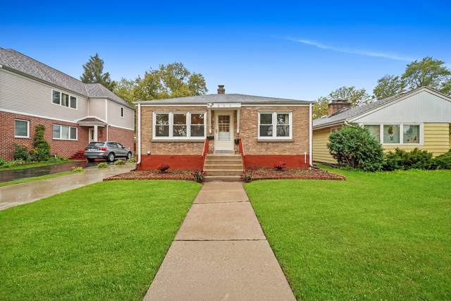 861 Hollywood Avenue, Des Plaines, IL 60016 (MLS #11246646) :: Rossi and Taylor Realty Group