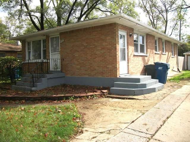150 W 157th Street, Harvey, IL 60426 (MLS #11246651) :: Littlefield Group