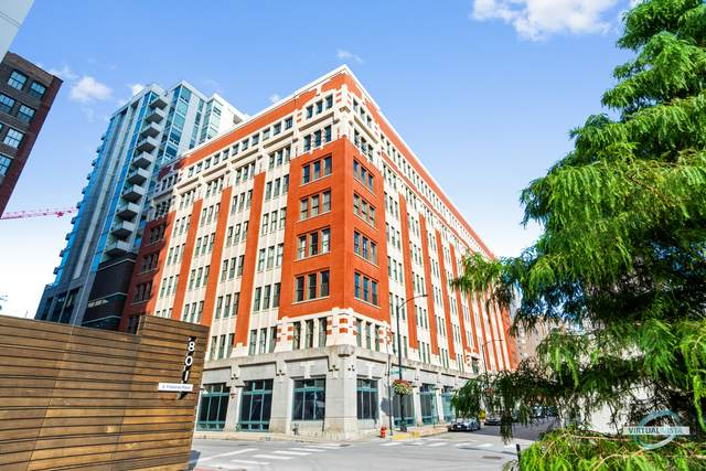 732 S Financial Place #104, Chicago, IL 60605 (MLS #11246662) :: Littlefield Group