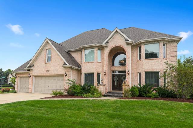 1595 Whistler Court, Naperville, IL 60564 (MLS #11246694) :: The Wexler Group at Keller Williams Preferred Realty