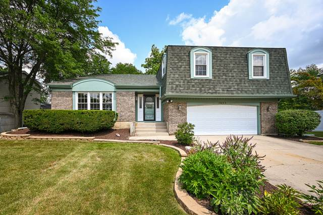 1653 Scottdale Circle, Wheaton, IL 60189 (MLS #11246710) :: Littlefield Group