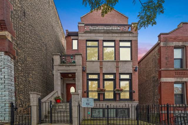1529 W 19th Street #3, Chicago, IL 60608 (MLS #11246732) :: Angela Walker Homes Real Estate Group
