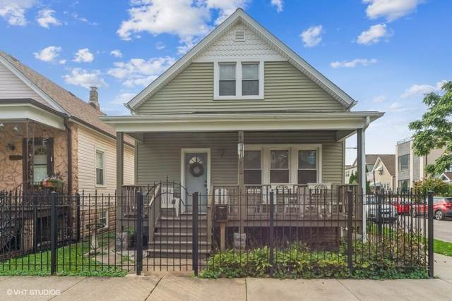 2134 N Stave Street, Chicago, IL 60647 (MLS #11246746) :: Touchstone Group
