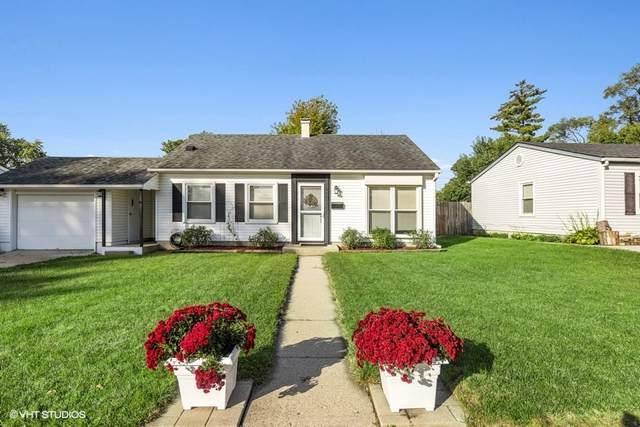 614 Fenton Avenue, Romeoville, IL 60446 (MLS #11246766) :: Littlefield Group