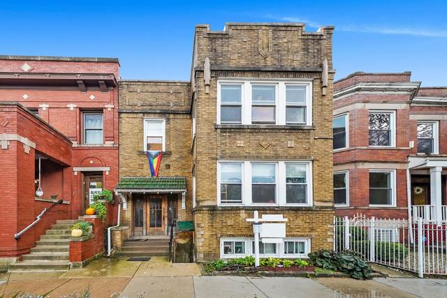 2439 W Eastwood Avenue, Chicago, IL 60625 (MLS #11246793) :: Angela Walker Homes Real Estate Group