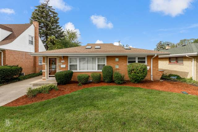 718 N Dee Road, Park Ridge, IL 60068 (MLS #11246799) :: Rossi and Taylor Realty Group