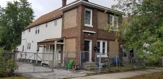 176 E 23rd Street, Chicago Heights, IL 60411 (MLS #11246806) :: John Lyons Real Estate