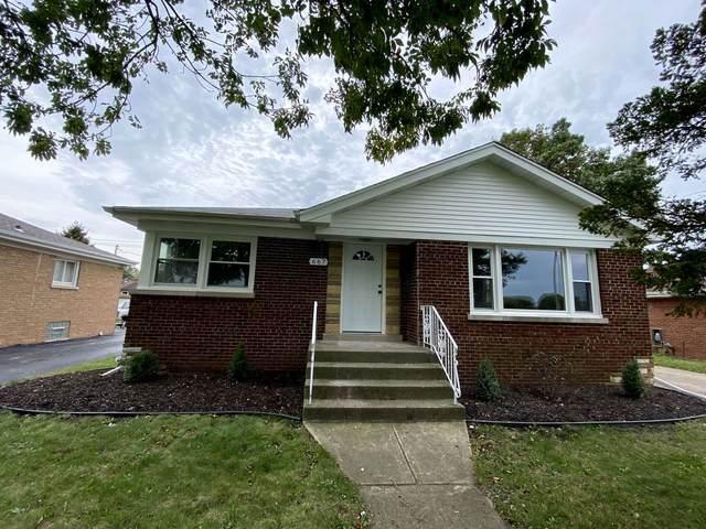667 E 154th Street, South Holland, IL 60473 (MLS #11246825) :: Littlefield Group