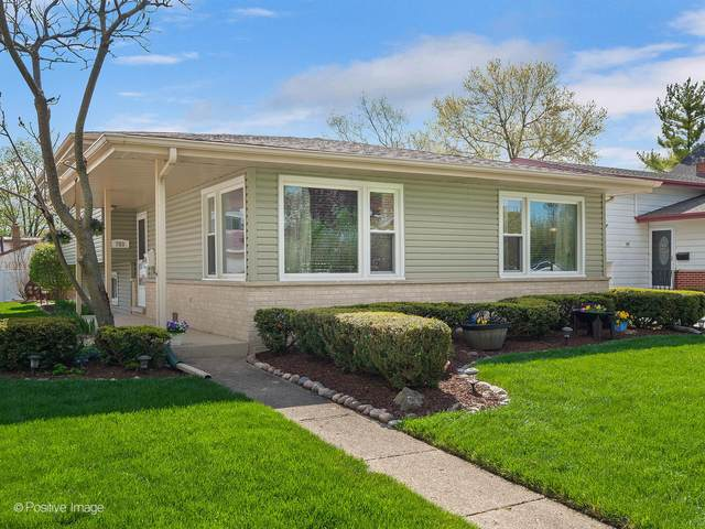 793 S Berkley Avenue, Elmhurst, IL 60126 (MLS #11246832) :: Rossi and Taylor Realty Group