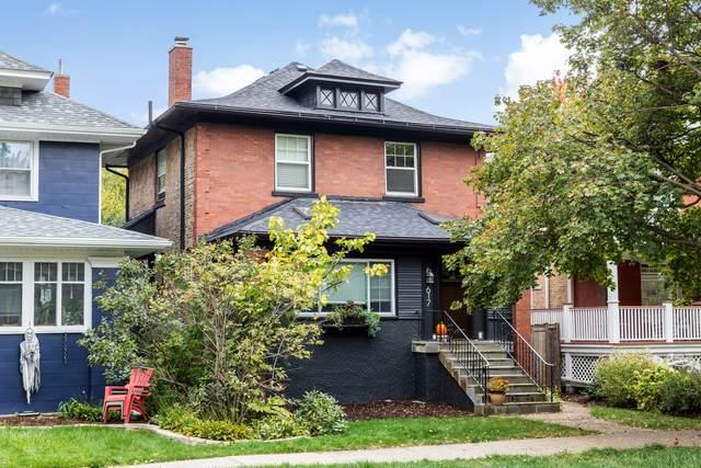 617 S Humphrey Avenue, Oak Park, IL 60304 (MLS #11246852) :: Lux Home Chicago