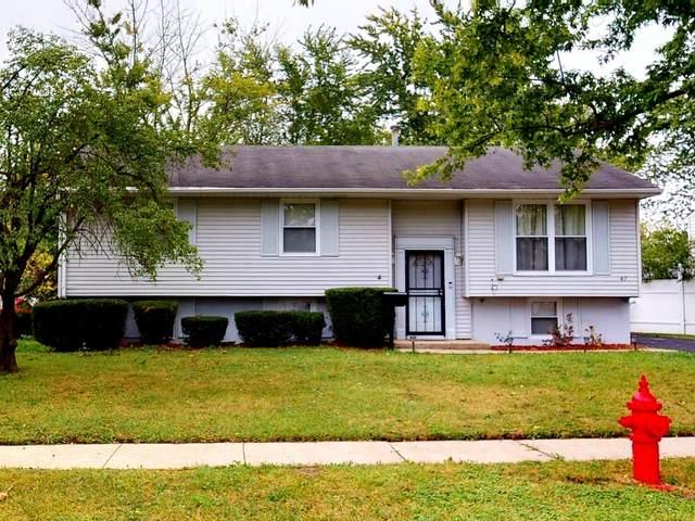 47 N Pine Lane, Glenwood, IL 60425 (MLS #11246872) :: The Wexler Group at Keller Williams Preferred Realty