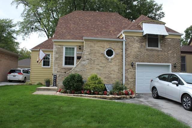 18446 Western Avenue, Homewood, IL 60430 (MLS #11246887) :: Littlefield Group