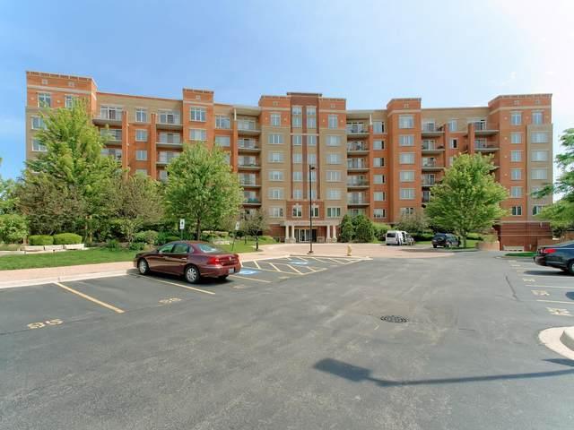1 N Beacon Place #405, La Grange, IL 60525 (MLS #11246896) :: Ryan Dallas Real Estate