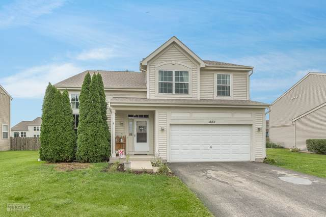 823 Vertin Boulevard, Shorewood, IL 60404 (MLS #11246975) :: Littlefield Group