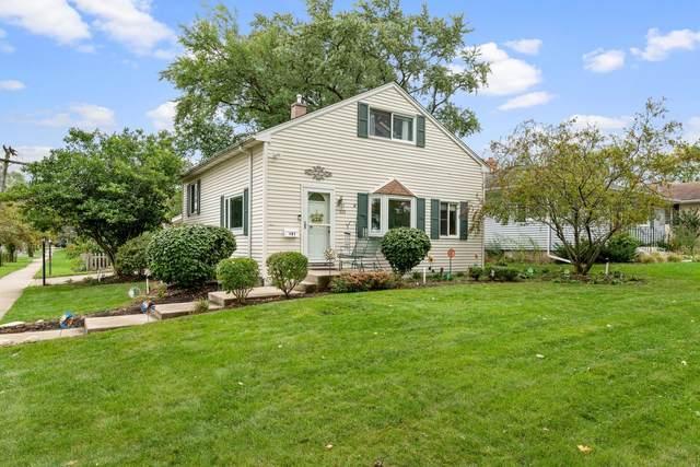 101 S Edgewood Avenue, Lombard, IL 60148 (MLS #11247058) :: John Lyons Real Estate
