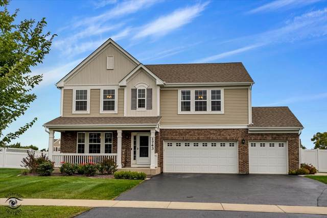 1743 Glenlough Drive, New Lenox, IL 60451 (MLS #11247072) :: The Wexler Group at Keller Williams Preferred Realty