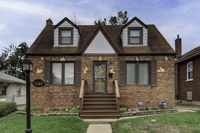 18121 Oakwood Avenue, Lansing, IL 60438 (MLS #11247083) :: Littlefield Group