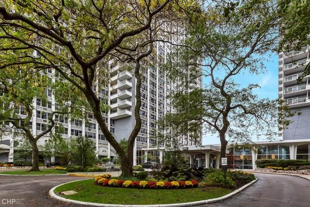 4250 N Marine Drive #2130, Chicago, IL 60613 (MLS #11247092) :: Angela Walker Homes Real Estate Group
