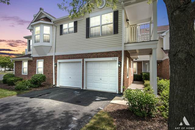 569 Grosse Pointe Circle 11-6, Vernon Hills, IL 60061 (MLS #11247106) :: Charles Rutenberg Realty