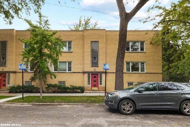 1402 W North Shore Avenue 1E, Chicago, IL 60626 (MLS #11247143) :: John Lyons Real Estate
