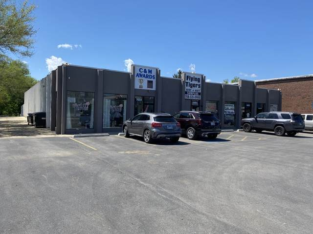 14812-14 S Cicero Avenue, Midlothian, IL 60445 (MLS #11247150) :: The Wexler Group at Keller Williams Preferred Realty