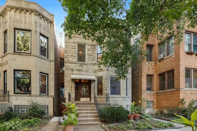 6321 N Magnolia Avenue, Chicago, IL 60660 (MLS #11247155) :: Jacqui Miller Homes