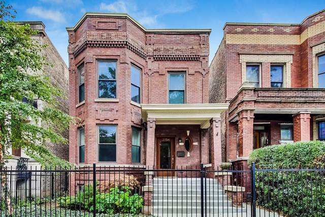 2754 N Troy Street, Chicago, IL 60647 (MLS #11247160) :: Touchstone Group