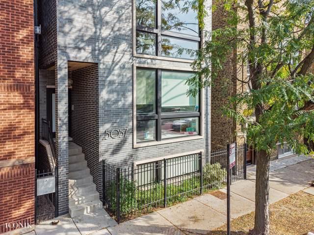 5057 N Ashland Avenue #2, Chicago, IL 60640 (MLS #11247180) :: Angela Walker Homes Real Estate Group