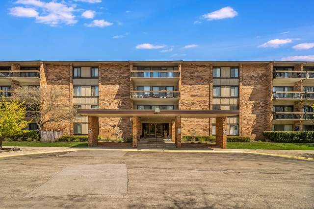 101 Lake Hinsdale Drive #306, Willowbrook, IL 60527 (MLS #11247198) :: Littlefield Group
