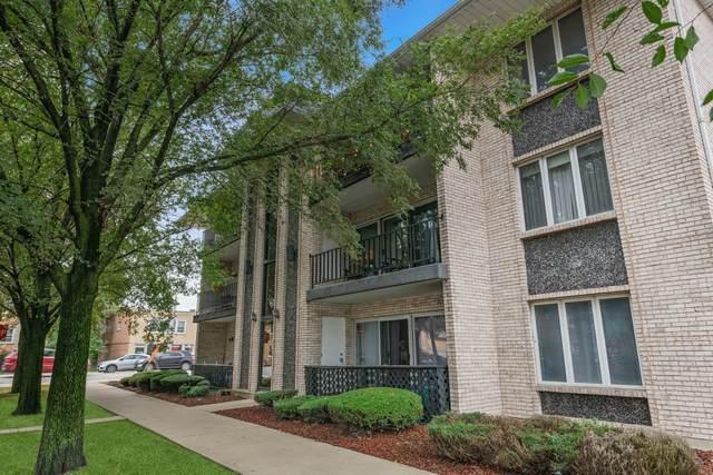 6252 S Mason Avenue 3B, Chicago, IL 60638 (MLS #11247208) :: John Lyons Real Estate