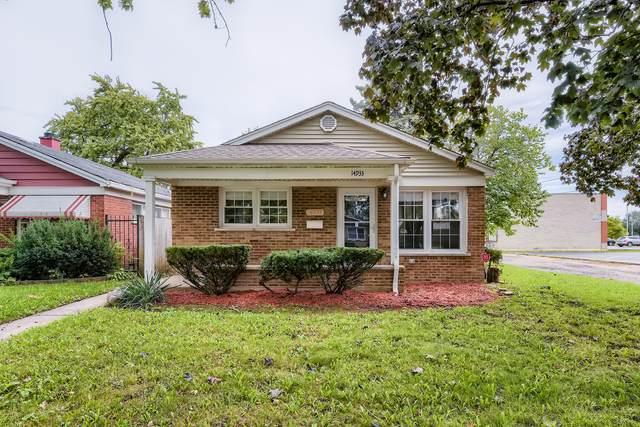 14933 Michigan Avenue, Dolton, IL 60419 (MLS #11247240) :: Carolyn and Hillary Homes
