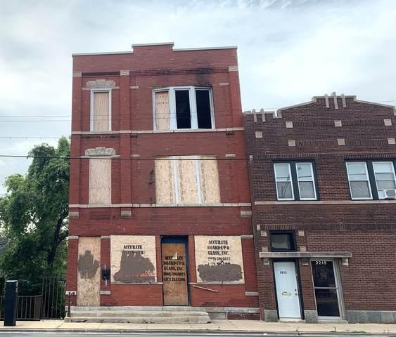 2213 W Cermak Road, Chicago, IL 60608 (MLS #11247277) :: Angela Walker Homes Real Estate Group