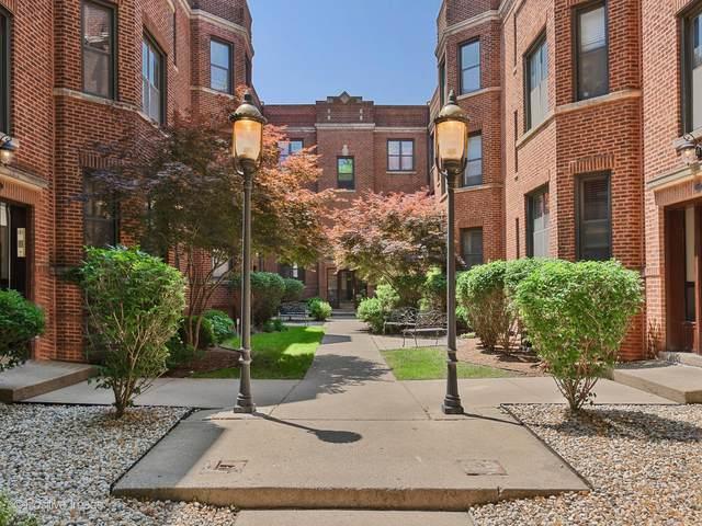 905 W Cornelia Avenue 1E, Chicago, IL 60657 (MLS #11247281) :: Touchstone Group