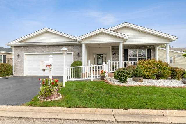 107 Hitching Post Lane, Grayslake, IL 60030 (MLS #11247288) :: Rossi and Taylor Realty Group